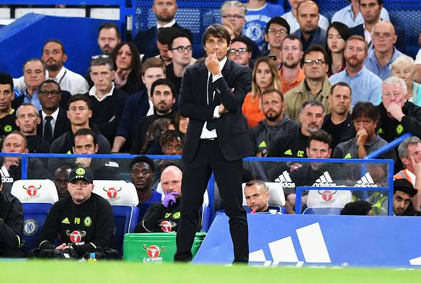 """Antonio Conte:""""In Inghilterra senza insulti, solo entusiasmo. L'allenatore è un sarto"""""""