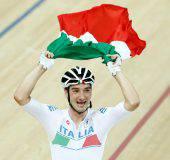 Elia Viviani, oro a Rio 2016 e tra simboli del ciclismo italiano