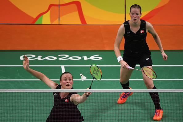 Christinna Pedersen e Kamilla Rytter Juhl (getty images) SN.eu