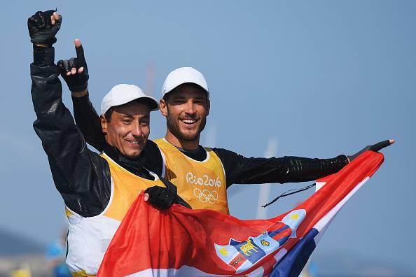Sime Fantela e Igor Marenic (getty images) SN.eu