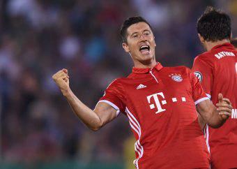Robert Lewandowski Bayern Monaco Chelsea