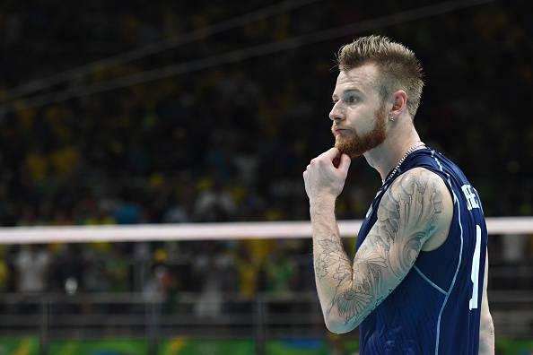"""Volley, Zaytsev: """"A Perugia c'è un bell'ambiente. Possiamo fare bene"""""""