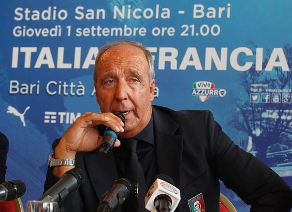 """Italia, Ventura: """"El Shaarawy e Berardi? Non con questo modulo"""""""