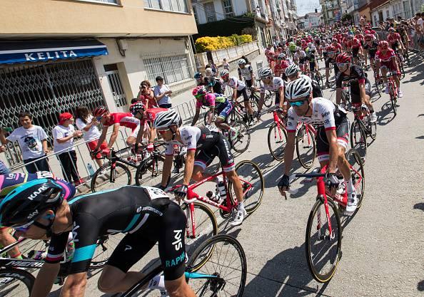 Vuelta a Espana 2016, la presentazione della 5^ tappa