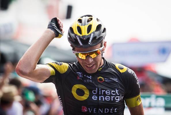 """Vuelta a Espana 2016, Calmejane: """"Non me lo aspettavo"""""""