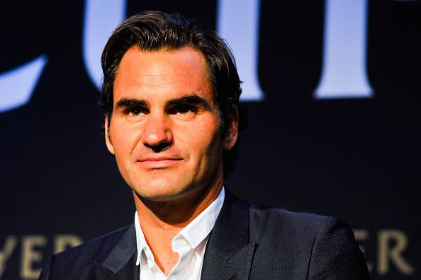 Roger Federer, stella del tennis mondiale