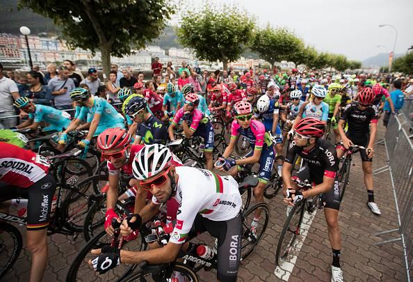 Vuelta a Espana 2016, la presentazione della 6^ tappa