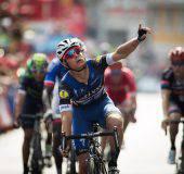 Gianni Meersman, vincitore della 5^ tappa della Vuelta a Espana 2016