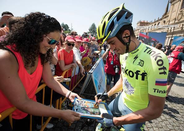"Vuelta a Espana 2016, Contador: ""Ora devo dare il massimo nel weekend"""