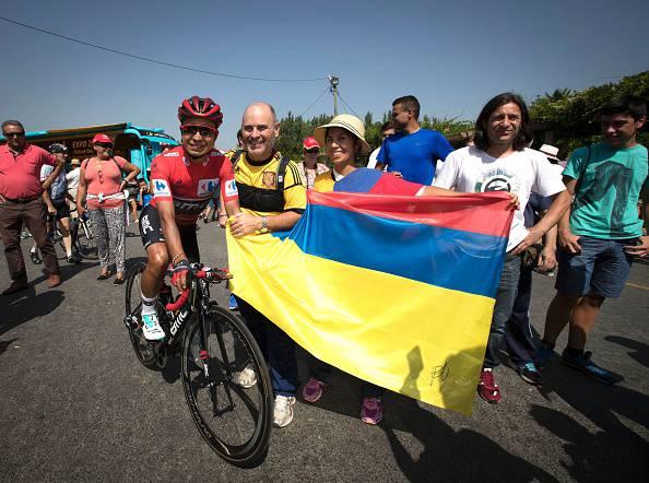 Vuelta a Espana 2016, la presentazione della 7^ tappa