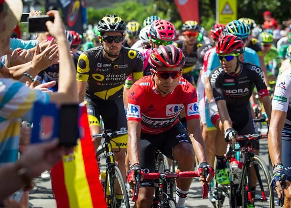 Vuelta a Espana 2016, la presentazione dell'8^ tappa