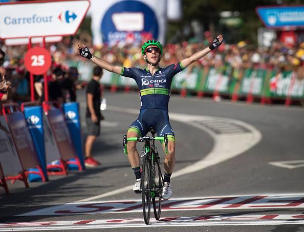 """Vuelta a Espana 2016, Yates: """"E' un sogno. Mi godo il momento"""""""