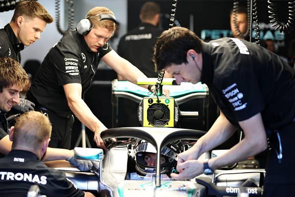 Formula 1, Spa: Nico Rosberg è il più veloce nelle prime libere