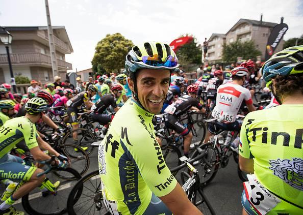 """Vuelta a Espana 2016, Contador: """"La situazione non è buona"""""""