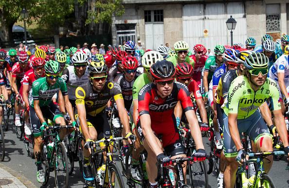 Vuelta a Espana 2016, la presentazione della 10^ tappa