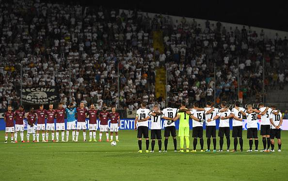 Serie B: la stagione 2016/17 si apre con il pari tra Spezia e Salernitana