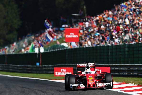 """GP Belgio, Vettel: """"Si poteva fare meglio. Domani sarà una gara equilibrata"""""""