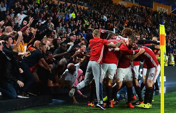 Premier League, Rashford fa volare il Manchester United