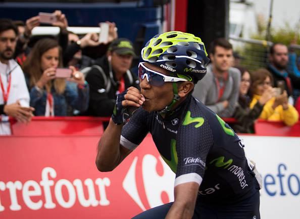 Vuelta a Espana 2016, 10^ tappa: Quintana show a Covadonga