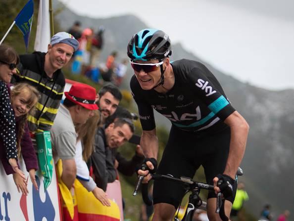 Vuelta a Espana 2016, 11^ tappa: super Froome. Il britannico trionfa
