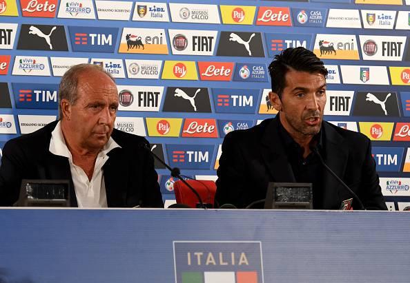 """Italia-Francia, Buffon: """"Donnarumma è un predestinato. Ventura? C'è curiosità"""""""