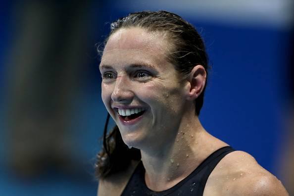 Katinka Hosszu, dominatrice della 400 misti a Rio 2016