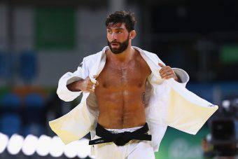 Matteo Marconcini, medaglia di legno a Rio 2016