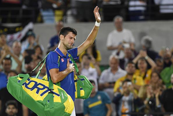 Novak Djokovic, grande delusione di Rio 2016
