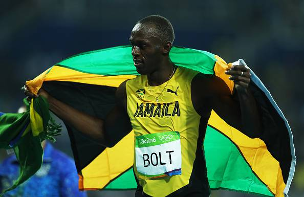 Usain Bolt, dominatore della velocità a Rio 2016