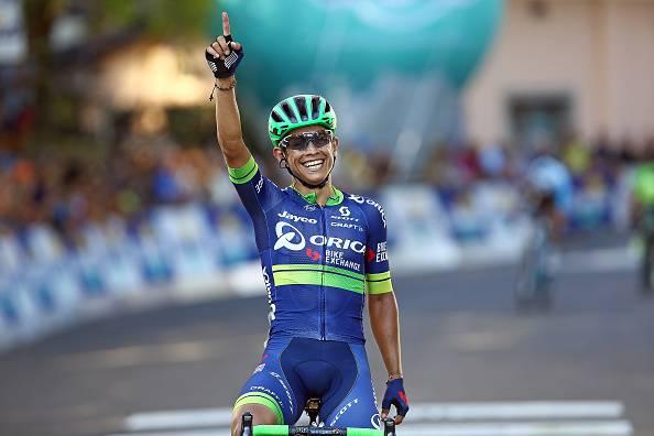 Giro dell'Emilia 2016, Chaves trionfa a Bologna. Quarto Aru