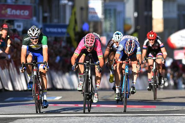 Eneco Tour 2016, 6^ tappa: Pibernik vince dopo una lunga fuga