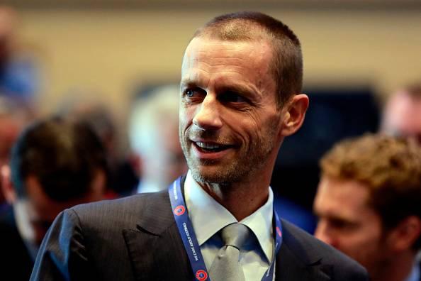 Aleksander Ceferin, da oggi è il nuovo presidente della UEFA