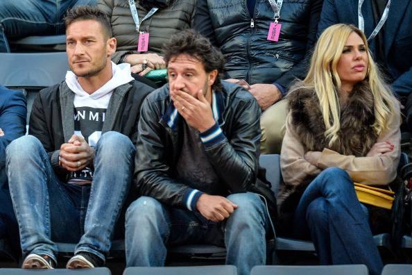 Roma, Ilary Blasi attacca Spalletti e Pallotta