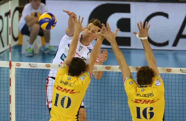 Supercoppa Italiana Volley maschile: Modena è la prima finalista