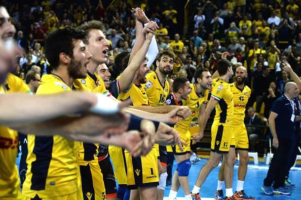 Supercoppa Italiana Volley maschile: trionfa ancora Modena