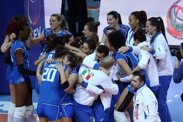 Qual. Europei 2017, l'Italia supera la Lettonia. Domani l'Ucraina