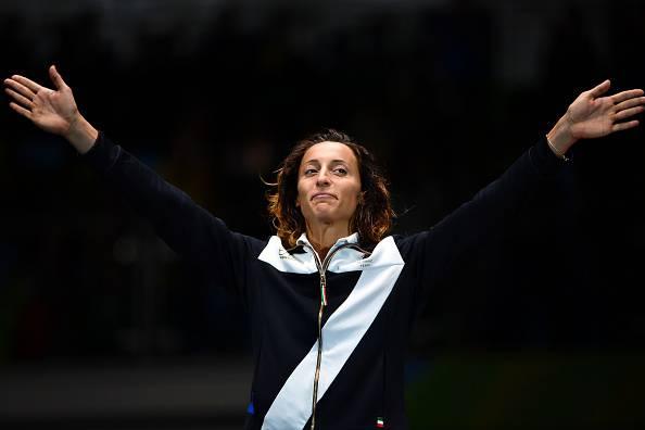 Elisa Di Francisca, stella della scherma Azzurra
