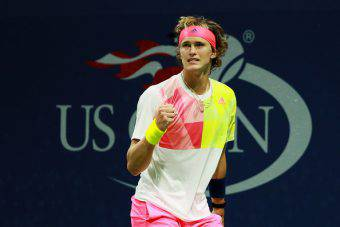 Alexander Zverev (getty images) SN.eu