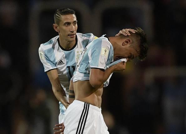 Dybala processato in Argentina
