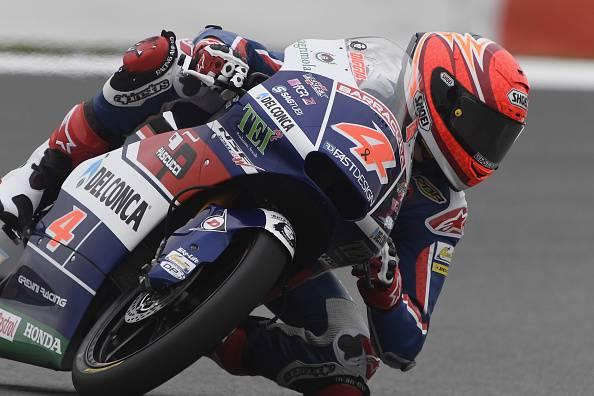 Moto 3, Aragon: Di Giannantonio comanda il Warm Up