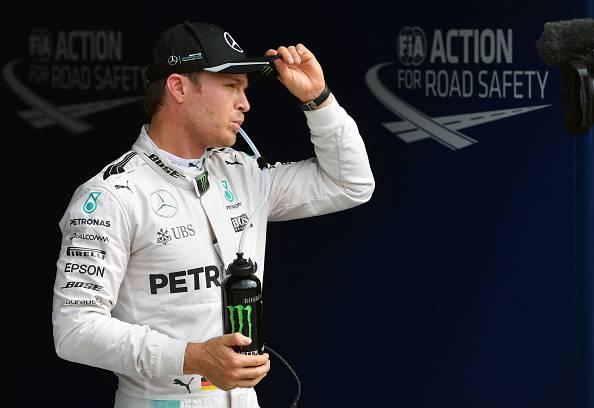 Nico Rosberg, ex pilota Formula 1, correva per la Mercedes