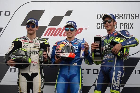 MotoGP Silverstone, Valentino Rossi: