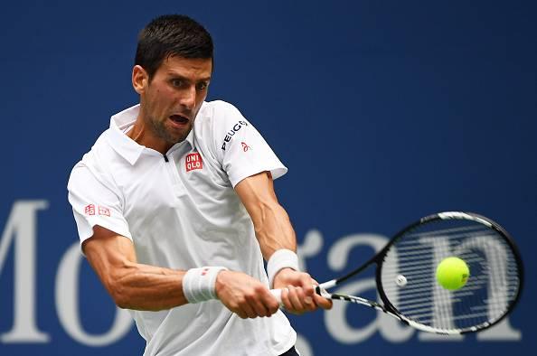 Novak Djokovic Masters 1000 Parigi-Bercy tennis
