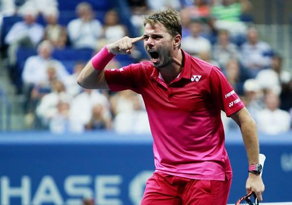 Stan Wawrinka, star del tennis mondiale