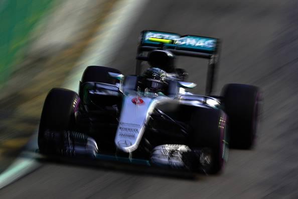 Nico Rosberg, pilota Formula 1