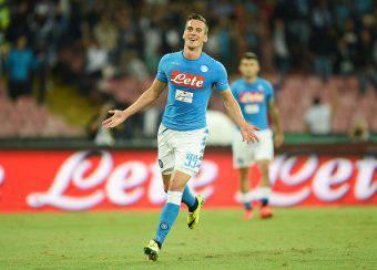 Juventus, per Milik proposto uno scambio al Napoli