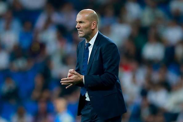 Zidane Juventus o Chelsea nel suo futuro