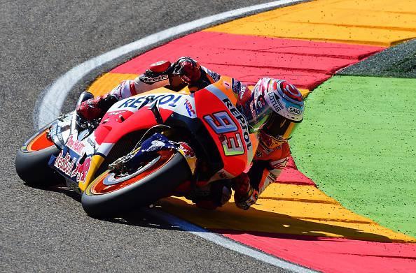 Moto GP, Aragon: dominio di Marquez. Rossi sesto