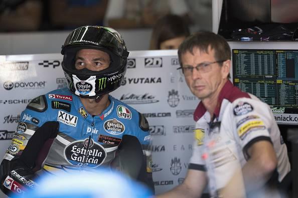 Moto 2, Aragon: Franco Morbidelli il più veloce questa mattina