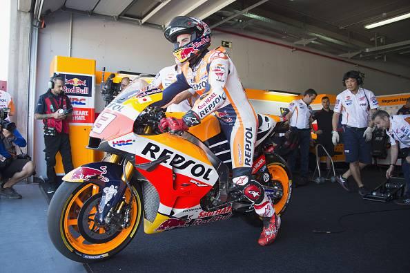 Moto GP, Aragon: sempre Marquez il più veloce nel Warm Up